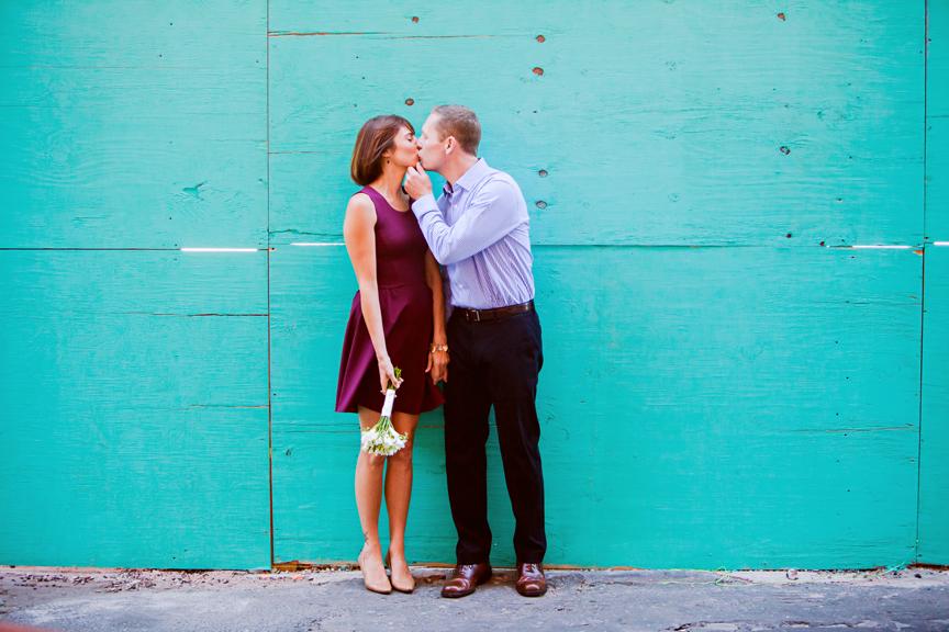 aquamarine kiss