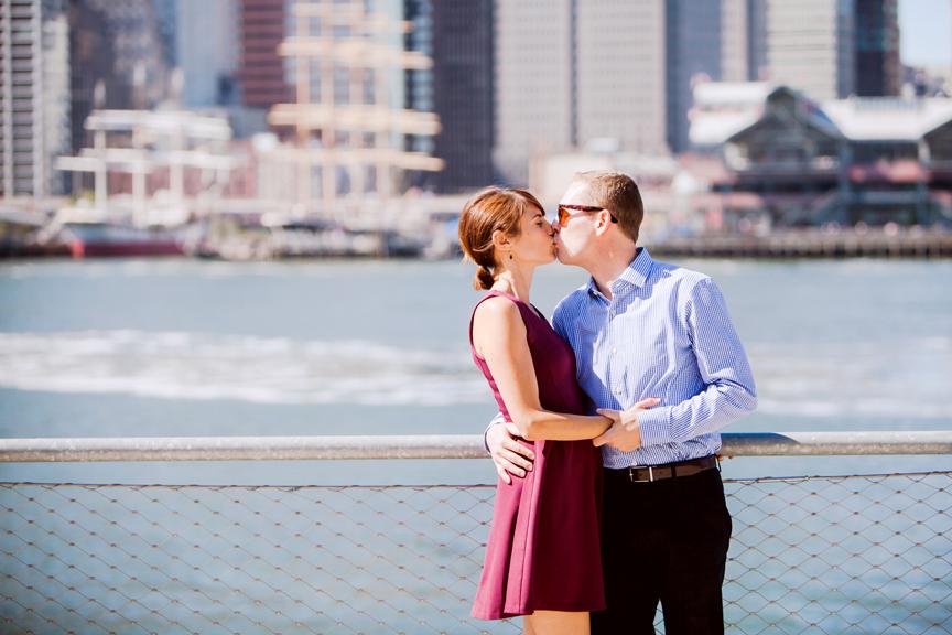 kiss skyline