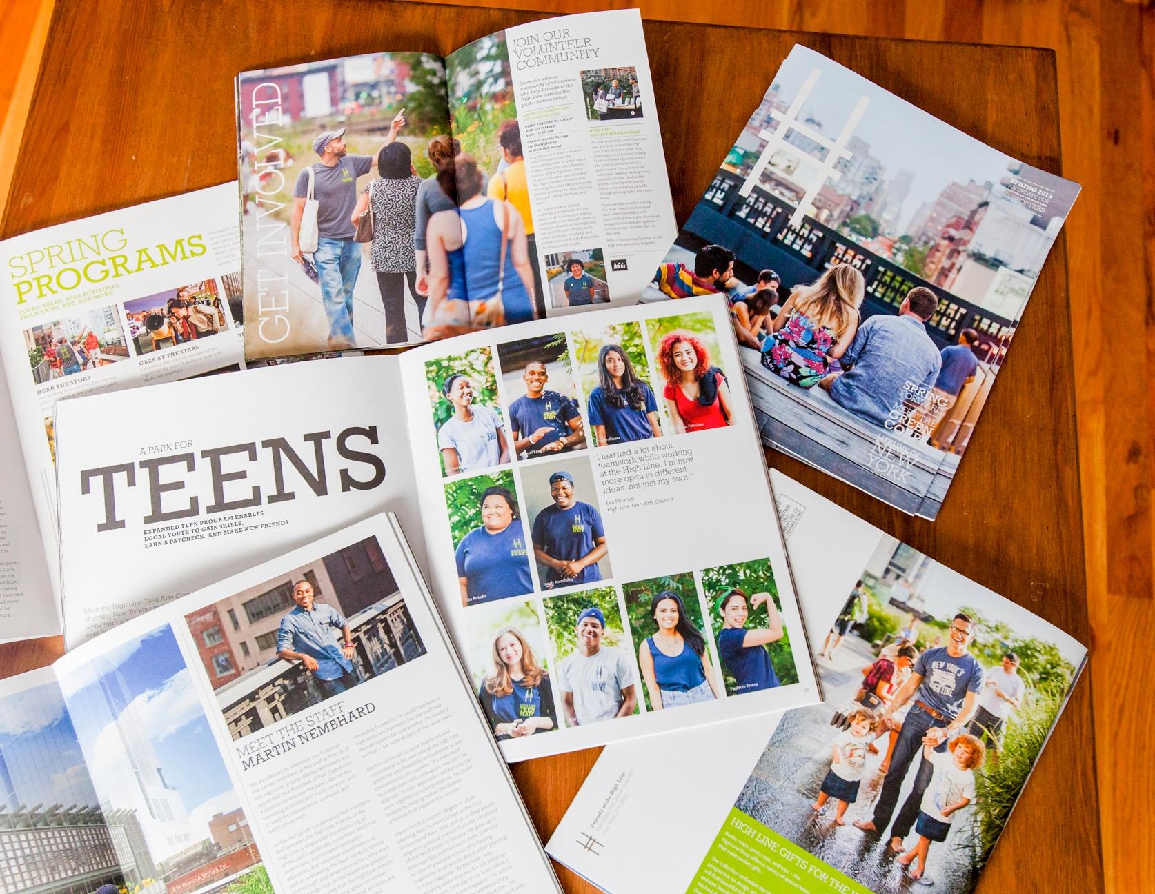 High Line in print III